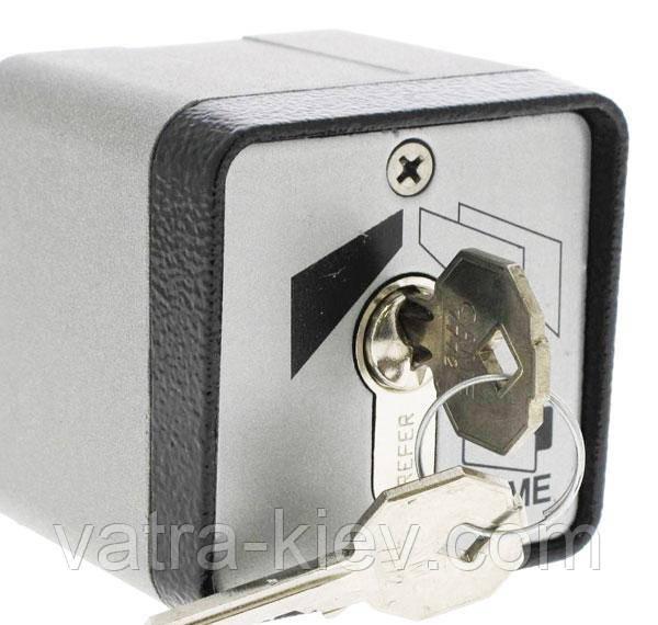 Ключ-выключатель для ворот и шлагбаума CAME SET-E