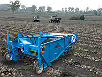 Копалка для лука Z-653/1,5 м. Квадрат (для легких почв) (Польша)