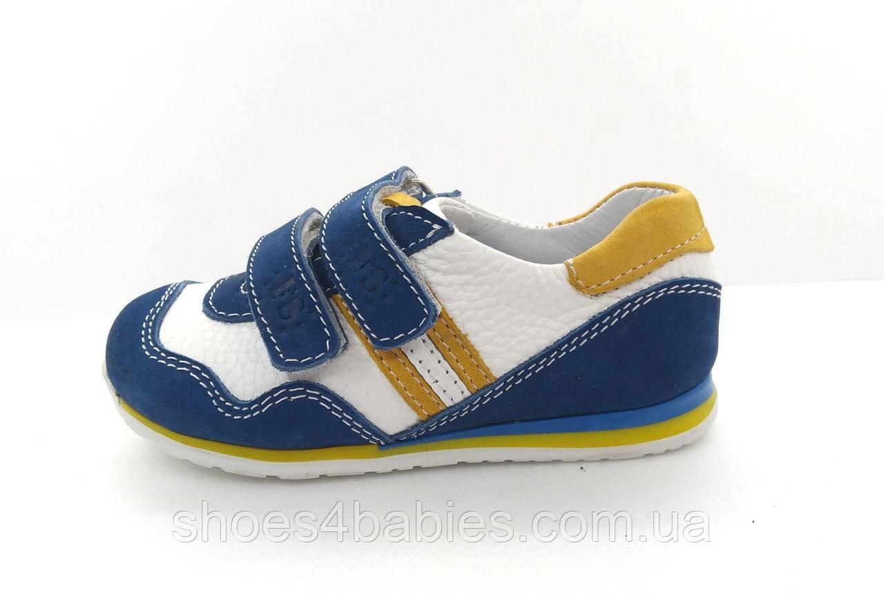 Детские кожаные кроссовки FS р. 21, 22,