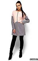 Женское пальто Karree Габби, персик