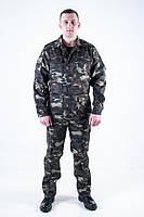 Камуфляжный мужской костюм куртка и брюки Дубок Одесса