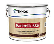Лак акриловий панельний Teknos Paneelilakka 0,9л напівматовий