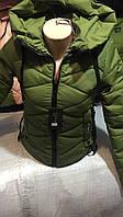Куртка  женская  Норма оптом на  синтепоне 42-50 р. модная качественная купить в Одессе дешево, фото 1