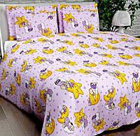 Детское постельное белье в кроватку Сладкие сны, бязь