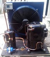 Низькотемпературний холодильний агрегат SL-AW 2464 ZK