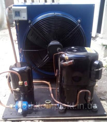 Низкотемпературный холодильный агрегат SL-AW 2464 ZK, фото 2