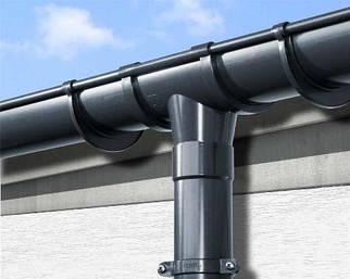Devorex classic водосточная система ПВХ