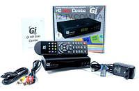 Спутниковый тюнер GI HD Slim Combo