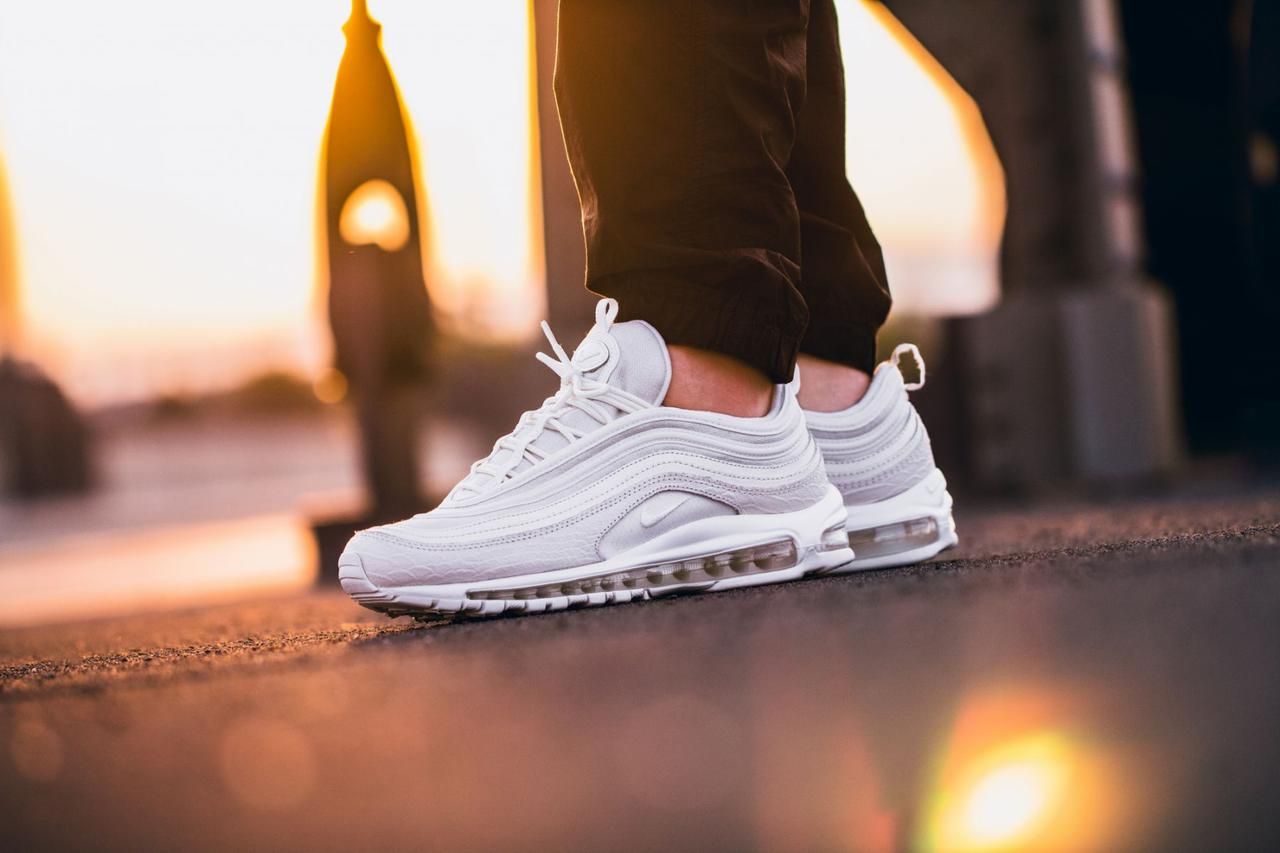 "Кроссовки Nike Air Max 97 ""Summit White"""