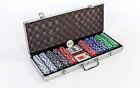 Покерный набор 500фишек IG-2115