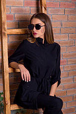 Женский костюм с объемными карманами, фото 3