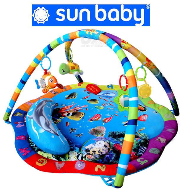 Развивающий коврик Океан PM80701 Sun Baby
