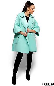 Женское пальто Karree Зарина, ментол