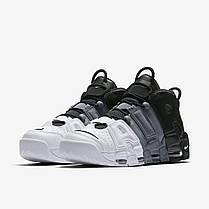 "Кроссовки Nike Air More Uptempo 96 ""Tri-color"", фото 3"