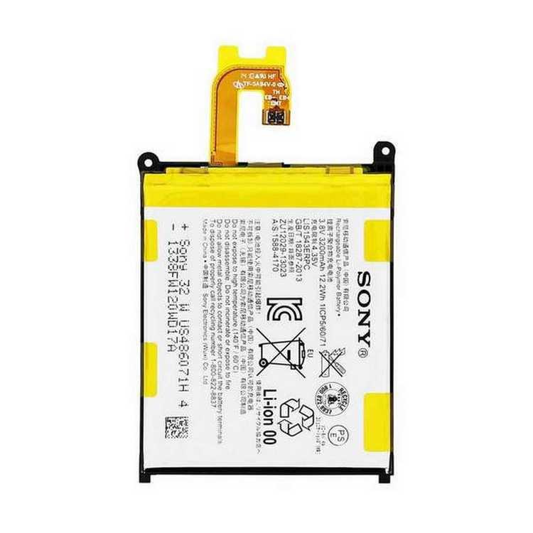 Аккумулятор батарея Sony LIS1543ERPC, Xperia Z2 D6502, Xperia Z2, D6503, D6543