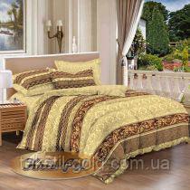 1,5-спальный комплект постельного белья ТМ Kris-pol (Украина) сатин хлопок 169254