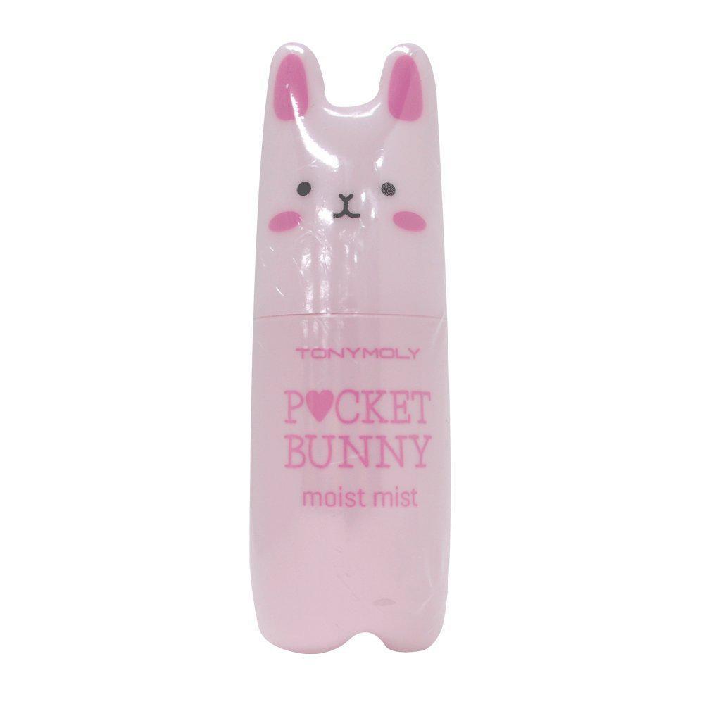 Увлажняющий мист для лица TONYMOLY New Pocket Pink Bunny Mist Moisture