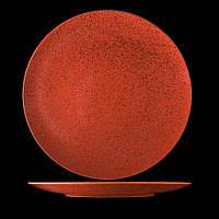Тарелка для пиццы G.Benedikt серия Life style, цвет VOLCANO (ø30 см)