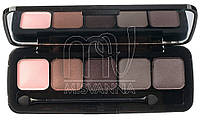 Палитра цветных теней для макияжа CH №4