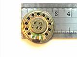 Динамик 27 мм, 8 Ом, 0,5 Вт, фото 3