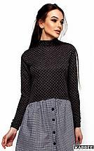 Женское платье Karree Роуз, черный, фото 3