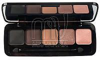 Палитра цветных теней для макияжа CH №2