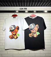 Женская футболка мишка 114 ЛК