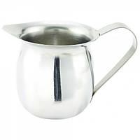 Молочник-сливочник нержавеющая сталь 90 мл.