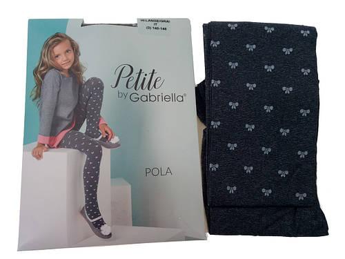 Капроновые колготы для девочки Польша POLA