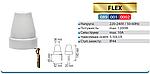 Сумеречное реле FLEX HL 471 (фотореле), фото 2