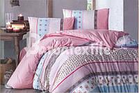 Двуспальный постельный комплект из бязи