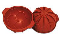 """Форма силиконовая """"футбольный мяч"""" 18х9,5 см Silikomart"""