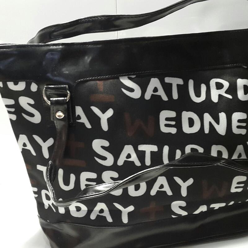 Вместительная женская сумка 30х30 см