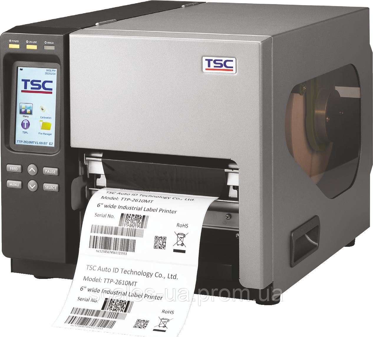 Принтер TSC TTP-286MT