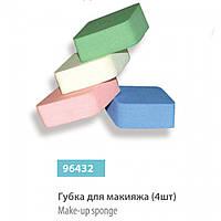 Губки для макіяжу SPL, 96388 4 шт.