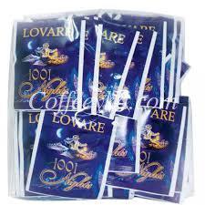 Смесь черного и зеленого чая с фруктами и лепестками цветов Lovare 1001 Ночь пакетированный 50х2 г