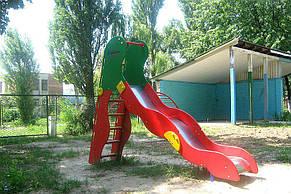 Детская горка волновая , фото 2