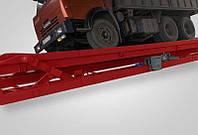 Бесфундаментный передвижной автомобилеразгрузчик «МОБИ», фото 1