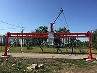 Пробоотборник зерна на монорельсе APOLLON LONG (Аполлон Лонг)