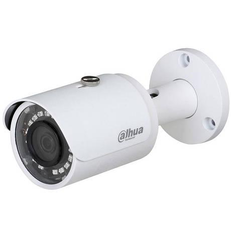 2 МП 1080p HDCVI видеокамера HAC-HFW1220SP (3.6 мм)
