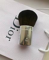 Кисть кабуки Dior металлическая