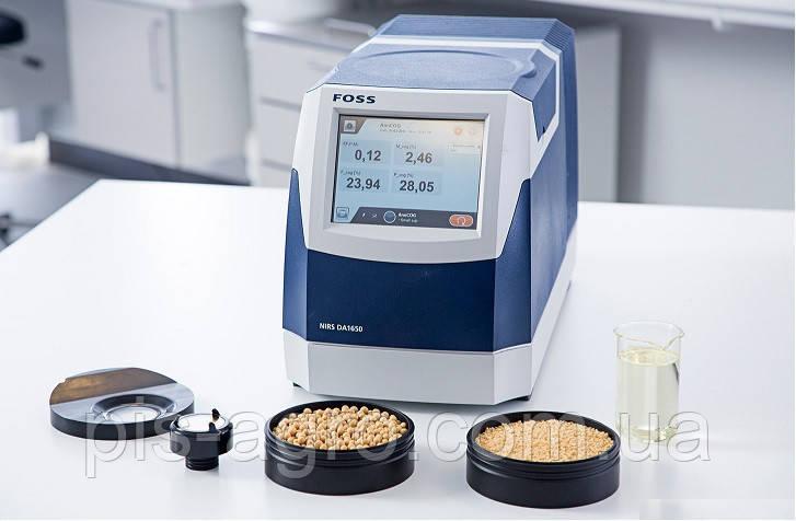 NIRS DA1650 - Анализатор масличных культур, шрота, жмыха и готовых кормов.
