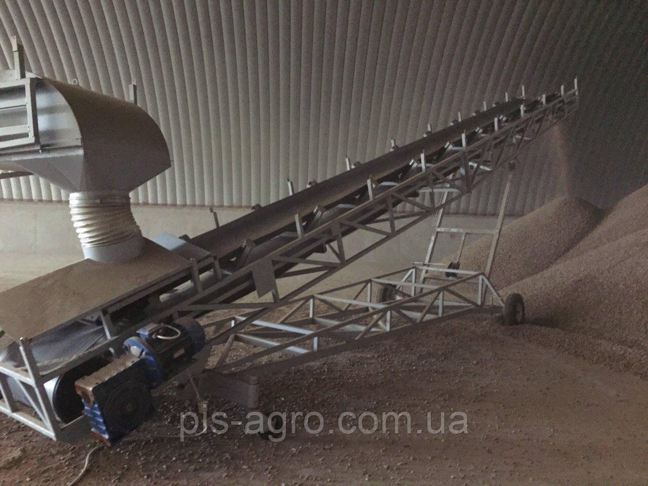 Передвижные зерновые транспортеры элеваторы в пензе