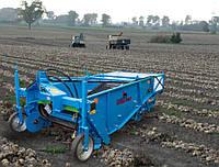 Копалка для лука Z-653/1,2 м. Квадрат (для легких почв) (Польша)