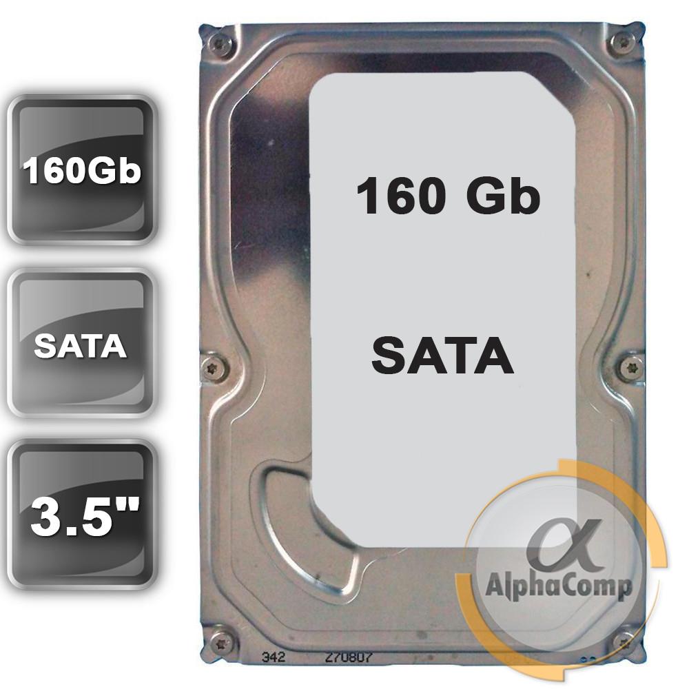 "Жесткий диск 3.5"" 160Gb (SATA) БУ"