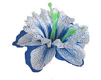 """Искусственный цветок """"Колокольчик """" двойной, 100шт. в упаковке, (120мм)"""