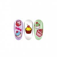 """Переводные наклейки для дизайна ногтей """"Кэнди"""", Faberlic, Фаберлик, 7416"""