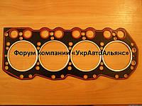 Прокладка головки блока цилиндров FAW 1041, FAW 1051 (СА4D32-09 3,17L, CA4D32  3,17L)