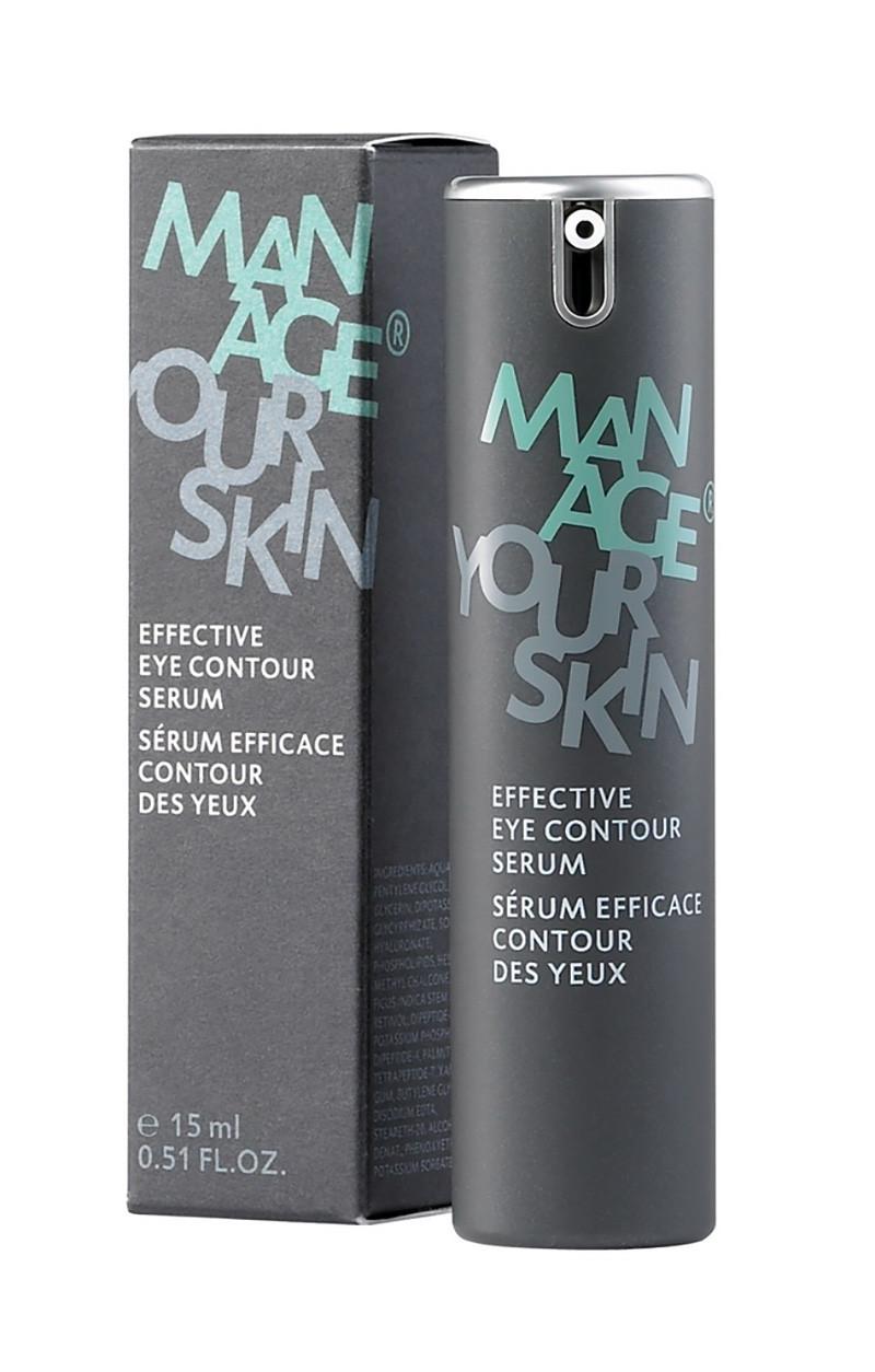 Сыворотка для кожи вокруг глаз для мужчин,15 ml