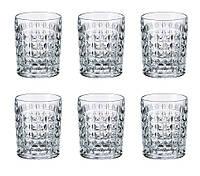 Набор стаканов для виски Diamond 6 шт по 230 мл Bohemia b2KE38-99T41
